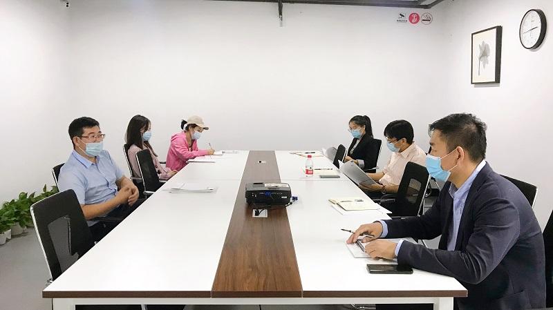 8.19-506孵化器  新企业欢迎会:普天电子城孵化器对新入孵企业表示热烈欢迎2.jpg